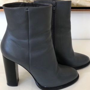 High Heel Boots by VINCE • 7.5 • dark grey